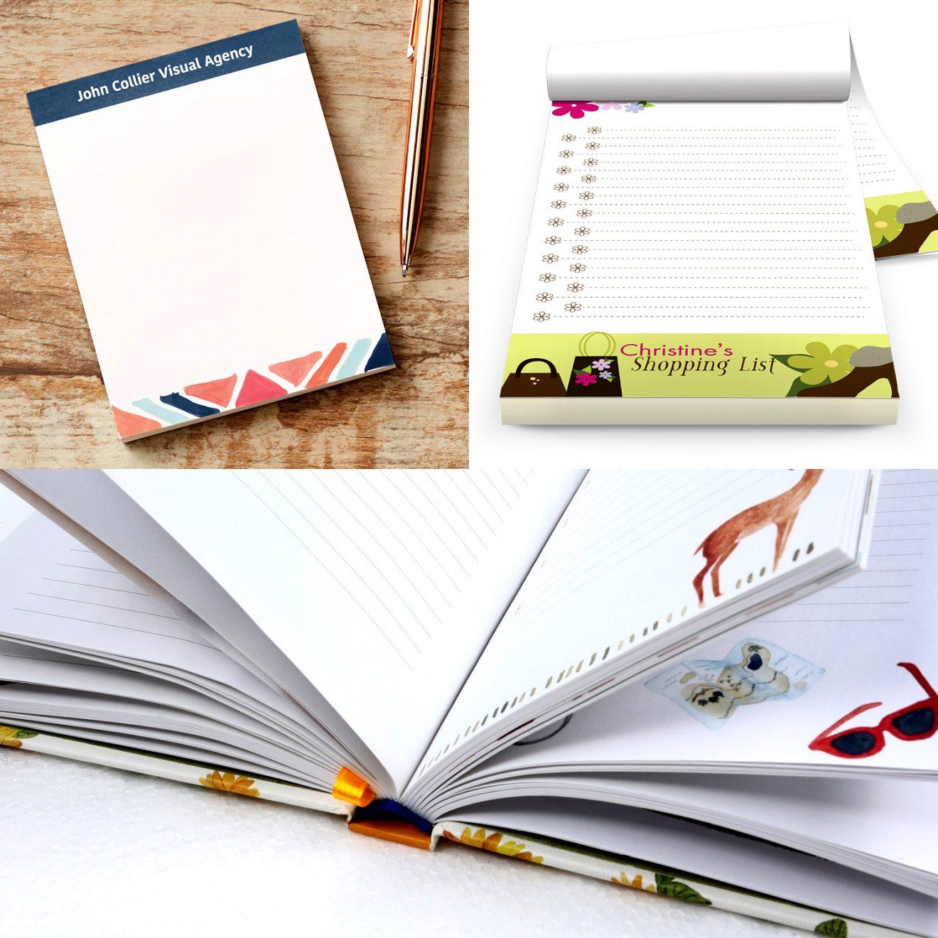 Notepad - BJ's Printing Emporium